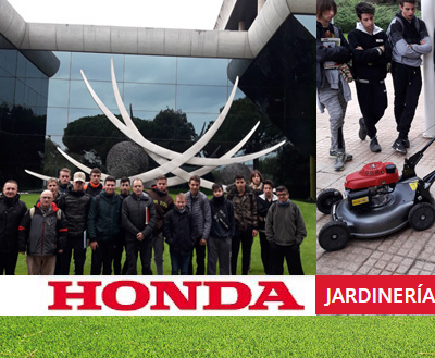 VE a HONDA GREENS
